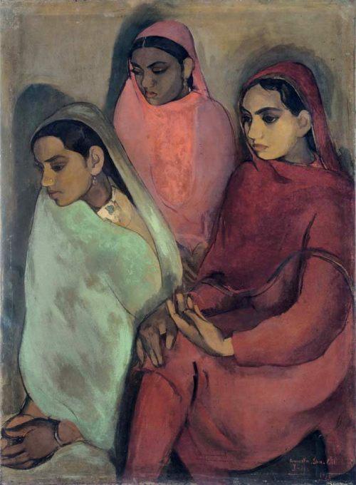 Amrita three girls