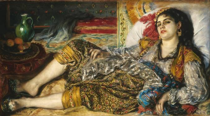 Odalisque, Renoir