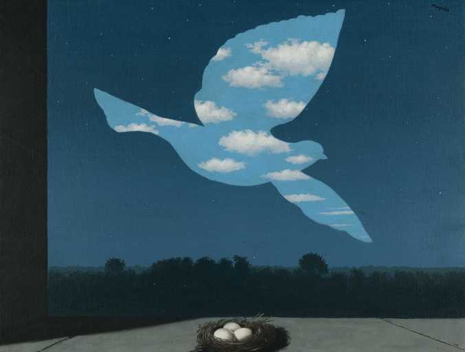 Magritte The Return
