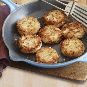 rosemary potato cakes