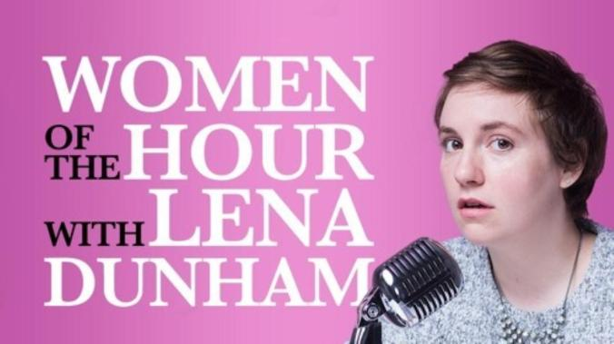 women of the hour lena dunham