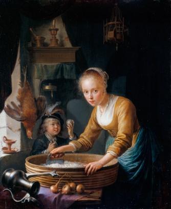Gerrit_Dou_-_Girl_Chopping_Onions_-_Google_Art_Project
